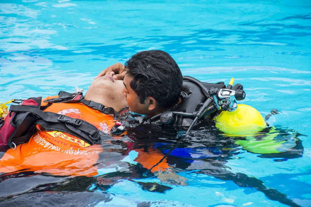 潛水課程:Rescue Diver